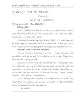 ĐỒ ÁN THIẾT KẾ HỆ THỐNG ĐO VÀ KHỐNG CHẾ NHIỆT ĐỌ BẰNG MÁY VI TÍNH
