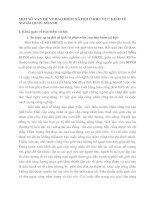 MỘT SỐ VẤN ĐỀ VỀ BẢO HIỂM XÃ HỘI Ở KHU VỰC KINH TẾ NGOÀI QUỐC DOANH