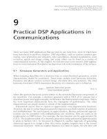 Real-Time Digital Signal Processing - Chapter 9: Practical DSP Applications in Communications