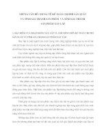 LÝ LUẬN CHUNG VỀ HẠCH TOÁN CHI PHÍ SẢN XUẤT VÀ TÍNH TOÁN GIÁ THÀNH SẢN PHẨM XÂY LẮP