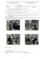 Bài soạn Bài tập AV 8, 9  - Part 8