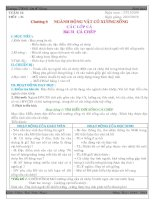 Bài giảng tuần 16 tiết 31.Ngọc