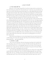 Gián án thủ thuật dạy từ vựng TA 6