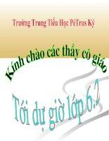 Gián án Chuong I-Bai 17-Uoc Chung Lon Nhat.