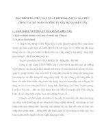 ĐẶC ĐIỂM TỔ CHỨC SẢN XUẤT KINH DOANH VÀ TỔ CHỨC CÔNG TÁC KẾ TOÁN Ở CÔNG TY XÂY DỰNG MIỀN TÂY