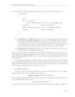 Ngôn ngữ lập trình c&c++ ( Phạm Hồng Thái) P35