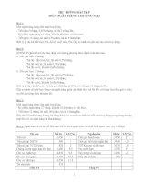 Bài giảng Bài tập nghiệp vụ ngân hàng thương mại