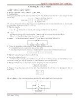 Gián án Ôn tập lý 9 hay