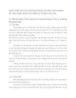 HOÀN THIỆN KẾ TOÁN CHI PHÍ BÁN HÀNG TẠI CÔNG TRÁCH NHIỆM HỮU HẠN THIẾT BỊ BẢO VỆ VÀ ĐIỆN TỬ TIN HỌC VIỆT ANH