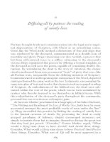 Diffusing all by pattern - the reading of saintly lives