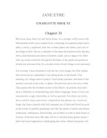 LUYỆN ĐỌC TIẾNG ANH QUA TÁC PHẨM VĂN HỌC-JANE EYRE CHARLOTTE BRONTE Chapter 31