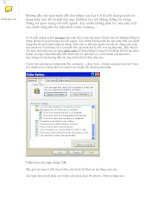 Tài liệu Hướng dẫn bảo mật tuyệt đối cho folder của bạn