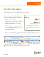 Microsoft Office 2010 Product Guide part 3