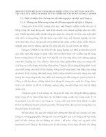 MỘT SỐ Ý KIẾN ĐỀ XUẤT NHẰM HOÀN THIỆN CÔNG TÁC KẾ TOÁN NGUYÊN VẬT LIỆU CỦA CÔNG TY TNHH TƯ VẤN THIẾT KẾ XÂY DỰNG TƯƠNG LAI MỚI