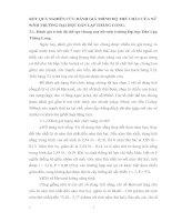 KẾT QUẢ NGHIÊN CỨU ĐÁNH GIÁ TRÌNH ĐỘ THỂ CHẤT CỦA NỮ SINH TRƯỜNG ĐẠI HỌC DÂN LẬP THĂNG LONG