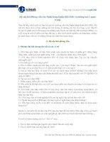 Bộ câu hỏi phỏng vấn vào MB 2013 và những lưu ý quan trọng