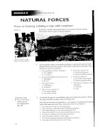 Focus on Academic Skills for IELTS - Natural forces