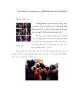 Chùm ảnh: tưng bừng ngày hội Halloween khắp thế giới