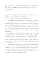 LÝ LUẬN CHUNG VỀ TỔ CHỨC CÔNG TÁC KẾ TOÁN TIỀN LƯƠNG VÀ CÁC KHOẢN TRÍCH THEO LƯƠNG TẠI CÔNG TY XÂY DỰNG SỐ 2 THĂNG LONG