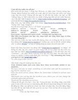 Tài liệu Cách đổi tên miền Websitecho dễ nhớ