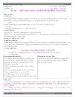 Bài giảng tuan 15 tiết 29