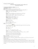 Bài giảng On tap Hoc ky I mon Toan 6.doc