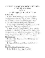 Lịch sử lớp 7 bài 13