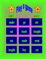 Bài giảng game Pelmanism