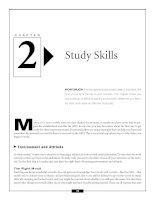 Preparing for the GED - Study Skills