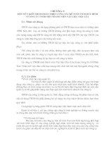MỘT SỐ Ý KIẾN NHẰM HOÀN THIỆN CÔNG TÁC TỔ CHỨC QUẢN LÝ TSCĐ HỮU HÌNH CỦA CÔNG TY TNHH MỘT THÀNH VIÊN VẬT LIỆU CHỊU LỬA