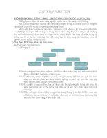 Bài giảng Sơ đồ chức năng_csdl