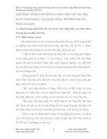 GIẢI PHÁP NÂNG CAO CHẤT LƯỢNG CHO VAY TÀI TRỢ XUẤT NHẬP KHẨU TẠI NGÂN HÀNG THƯƠNG MẠI CỔ PHẦN SÀI GÒN