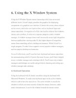 Learning DebianGNU Linux-Chapter 6: Using the X Window System