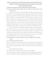 THỰC TRẠNG CÔNG TÁC KẾ TOÁN TẬP HỢP CHI PHÍ SẢN XUẤT VÀ TÍNH GIÁ THÀNH SẢN PHẨM XÂY LẮP TẠI CÔNGT TY CỔ PHẦN ĐẦU TƯ XÂY DỰNG HUD1
