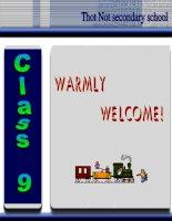 L9  Unit 7 Lesson 1 Getting...Listen and read