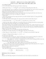 Ôn tập Vật lý 11