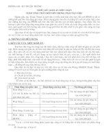 Chuyên đề: Thiết kế giáo án theo tinh thần đổi mới PPDH