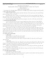 Giáo án Ngoại khóa 11(tháng 12)