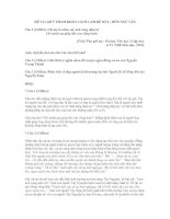 Đề thi thử đại học môn văn - đề 12