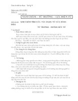 Tự chọn lý 9 chủ đề 3