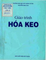 86- Giaotrinh Hoakeo