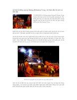 Lễ hội Lễ đăng quang Hoàng đế Quang Trung - tái hiện dấu ấn lịch sử dân tộc