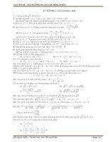 Bài tập BD HSG có đáp án