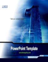 PowerPoint Template 49 (tuyệt đẹp)