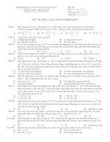 50 câu pảhn xạ toàn phần và lăng kính có đáp án