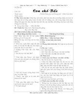 Giáo án Ngữ văn 9 tuần 32