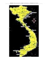 Tổng quan về các khu vườn quốc gia của Việt Nam