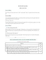 Đề thi thử đại học môn văn - đề 18