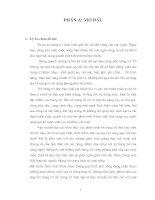 Tiểu luận Thực tập sư phạm (Ứng dụng PowerPoint vào dạy Mỹ thuật)
