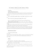 Bài giảng về phương trình bất phương trình